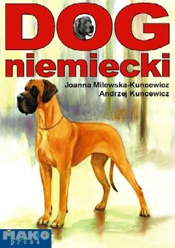 Okładka książki Dog niemiecki