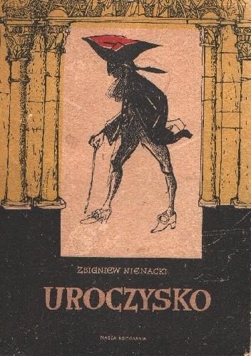 Okładka książki Uroczysko