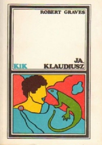 Okładka książki Ja, Klaudiusz