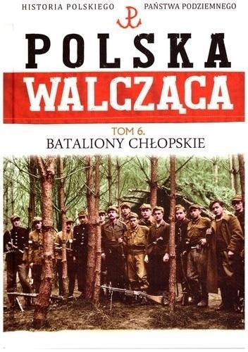 Okładka książki Bataliony Chłopskie i konspiracyjne organizacje ruchu ludowego