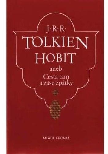 Okładka książki Hobit aneb Cesta tam a zase zpátky