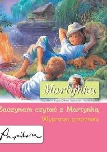 Okładka książki Wyprawa pontonem