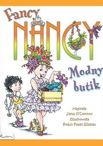 Okładka książki Fancy Nancy. Modny butik