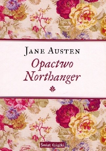 Okładka książki Opactwo Northanger