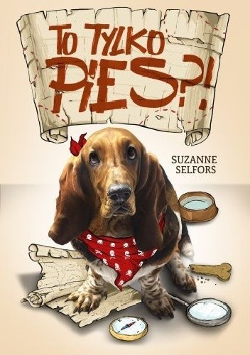 Okładka książki To tylko pies?
