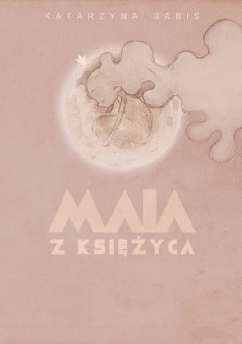 Okładka książki Maja z księżyca