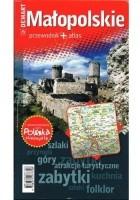 Małopolskie. Przewodnik+atlas