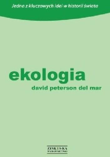 Okładka książki Ekologia