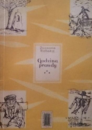 Okładka książki Godzina prawdy