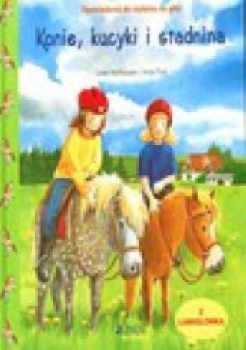Okładka książki Konie, kucyki i stadnina: Opowiadania do czytania