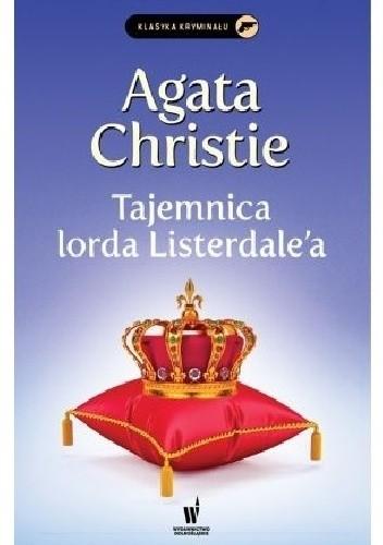 Okładka książki Tajemnica lorda Listerdale'a