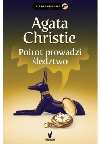 Okładka książki Poirot prowadzi śledztwo