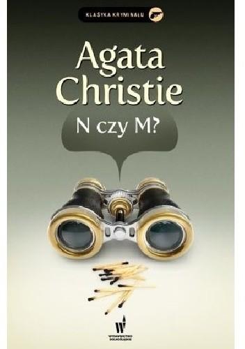 Okładka książki N czy M?