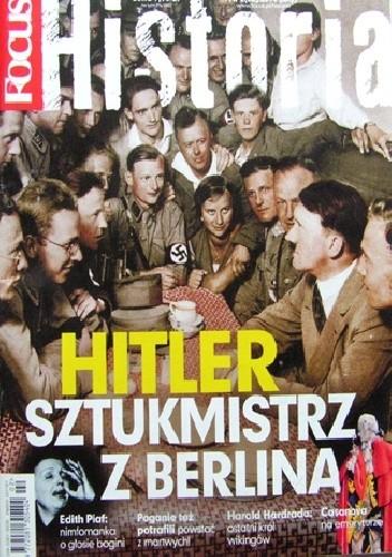Okładka książki Focus Historia, nr 2/2014