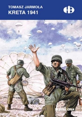 Okładka książki Kreta 1941