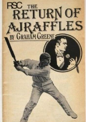 Okładka książki The Return of A.J.Raffles