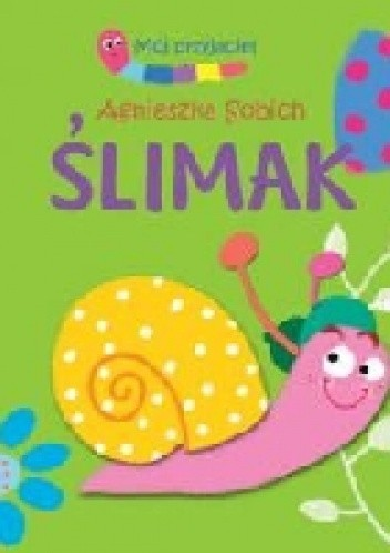 Okładka książki Ślimak