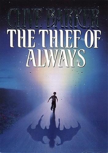 Okładka książki The Thief of Always