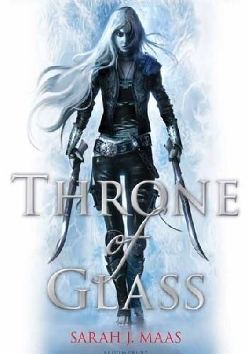 Okładka książki Throne of Glass