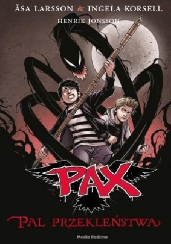 Okładka książki Pax. Pal przekleństwa