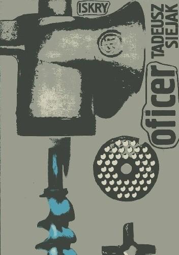 Okładka książki Oficer