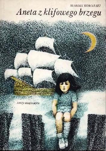 Okładka książki Aneta z klifowego brzegu
