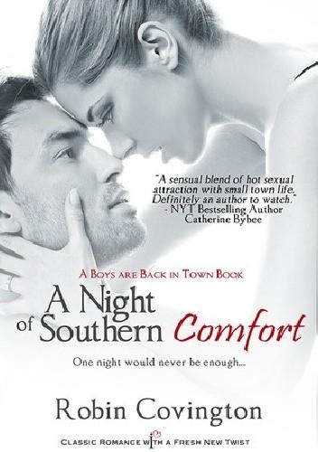 Okładka książki A Night of Southern Comfort