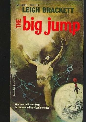 Okładka książki The Big Jump
