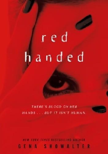 Okładka książki Red Handed