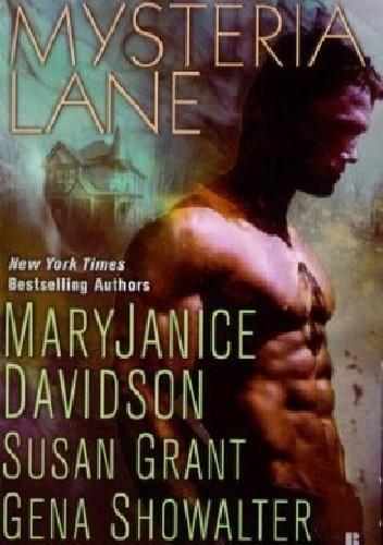 Okładka książki Mysteria Lane