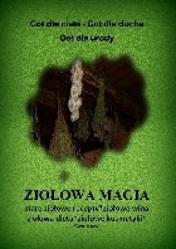 Okładka książki Ziołowa magia