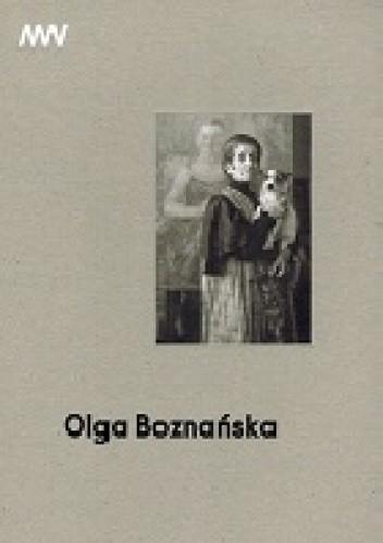 Okładka książki Olga Boznańska - przewodnik MNW