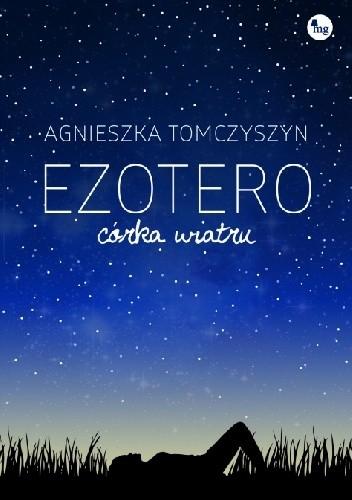 Okładka książki Ezotero. Córka wiatru