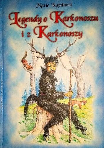 Okładka książki Legendy o Karkonoszu i z Karkonoszy
