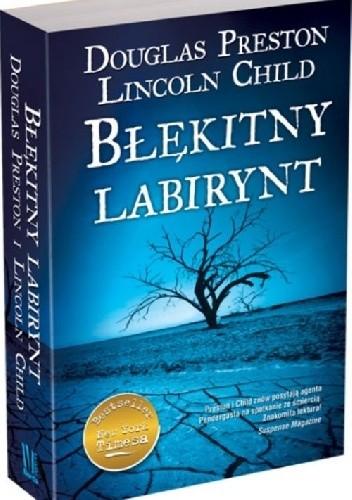 Okładka książki Błękitny labirynt