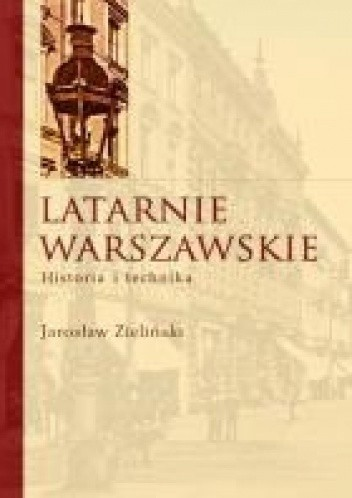 Okładka książki Latarnie warszawskie