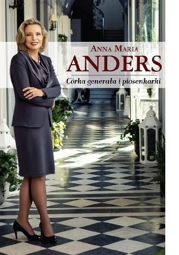 Okładka książki Córka generała i piosenkarki