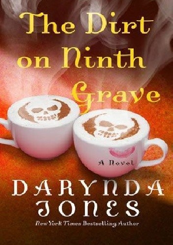 Okładka książki The Dirt on Ninth Grave
