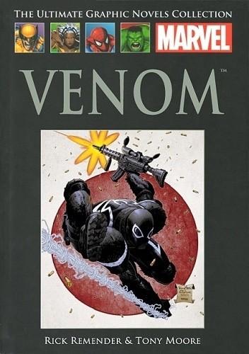 Okładka książki Venom