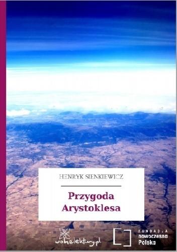 Okładka książki Przygoda Arystoklesa
