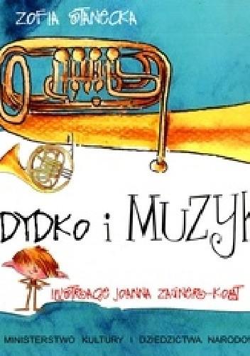 Okładka książki Dydko i muzyka