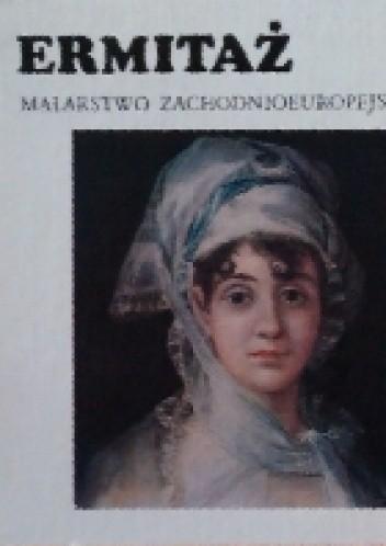 Okładka książki Ermitaż. Malarstwo zachodnioeuropejskie.