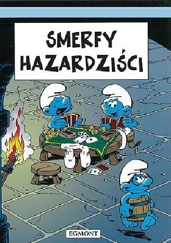 Okładka książki Smerfy Hazardziści