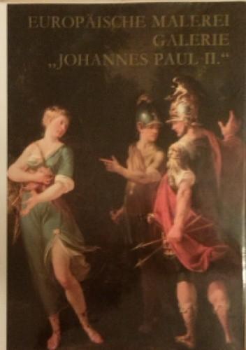 """Okładka książki Europaische Malerei Galerie """"Johannes Paul II."""""""