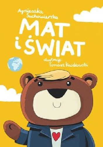 Okładka książki Mat i świat