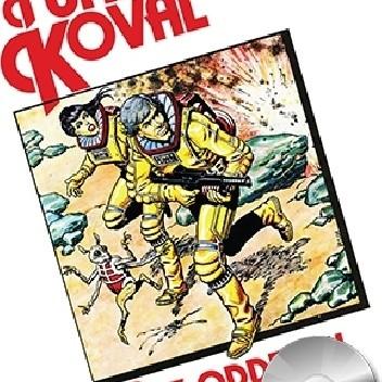 Okładka książki Funky Koval: Bez oddechu