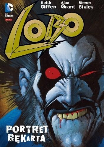 Okładka książki Lobo: Portret bękarta