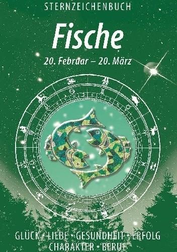 Okładka książki Das kleine Sternzeichenbuch. Fische