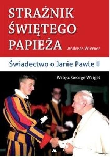 Okładka książki Strażnik Świętego Papieża