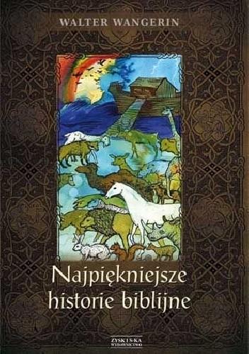 Okładka książki Najpiękniejsze historie biblijne